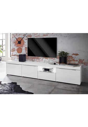 BORCHARDT MÖBEL TV staliukas »DURBAN« plotis 200 cm