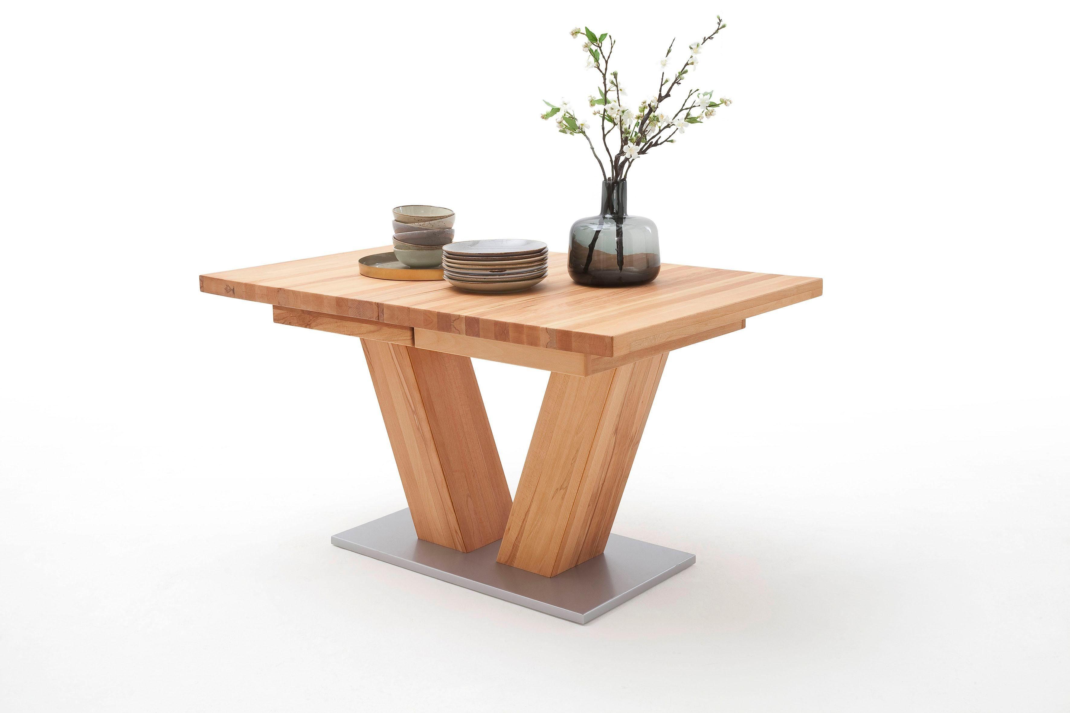 MCA furniture Säulen Esstisch »Managua«, Rechteckige Tischplatte online kaufen | OTTO