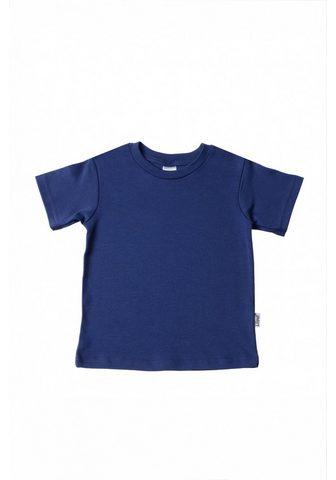 LILIPUT Marškinėliai iš ekologiškės medvilnės