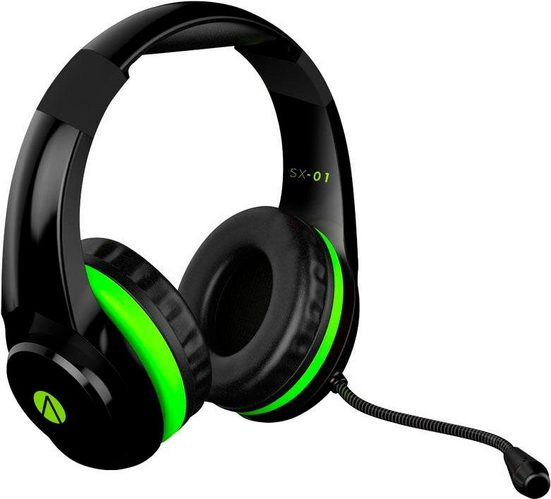 »SX-01 Stereo« Gaming-Headset