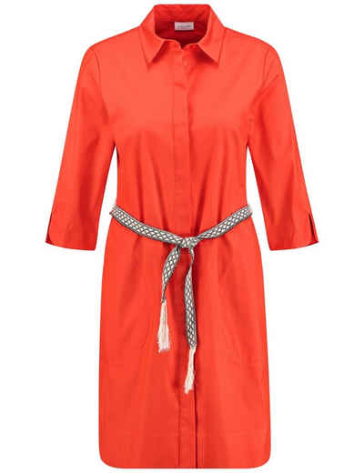 dcc6fdd1b9a25 GERRY WEBER Kleid Gewebe »Hemdblusenkleid«