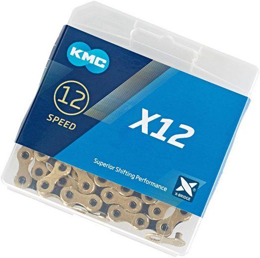 KMC Ketten »X12 Ti-N Kette 12-fach«