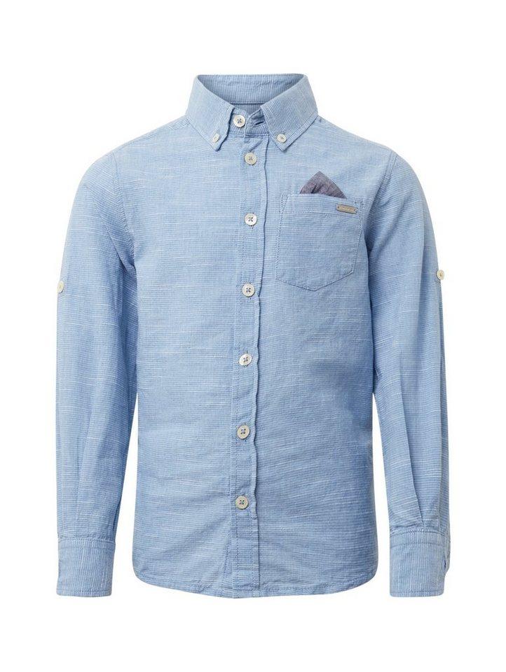 promo code a6c8f 8581d TOM TAILOR Langarmhemd »Gestreiftes Hemd« kaufen | OTTO