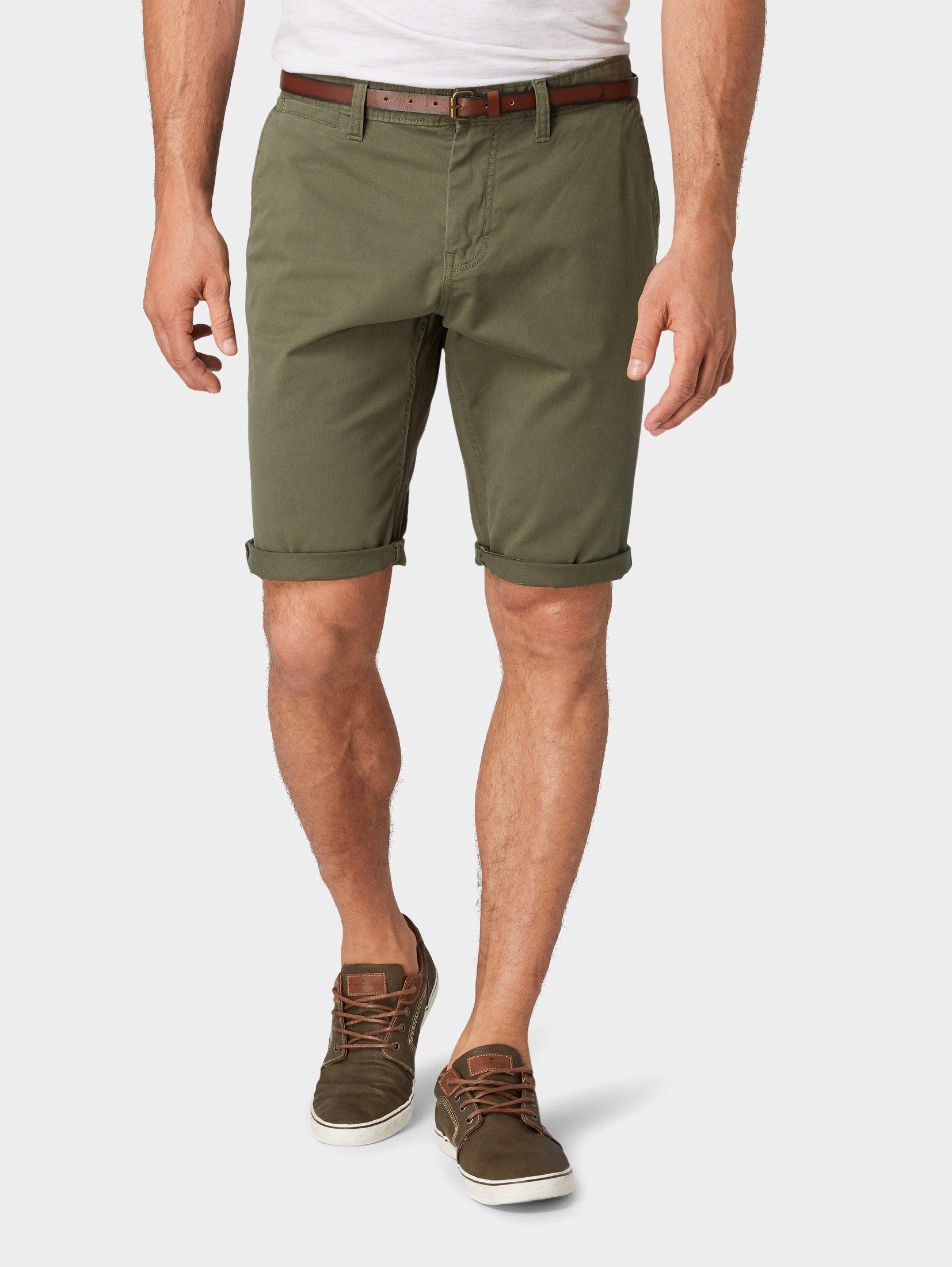 Tom Tailor Chino Slim Bermuda Shorts UVP 39,99€