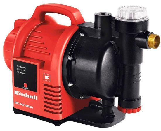 EINHELL Hauswasserautomat »GC-AW 9036«, 3.600 l/h max. Fördermenge