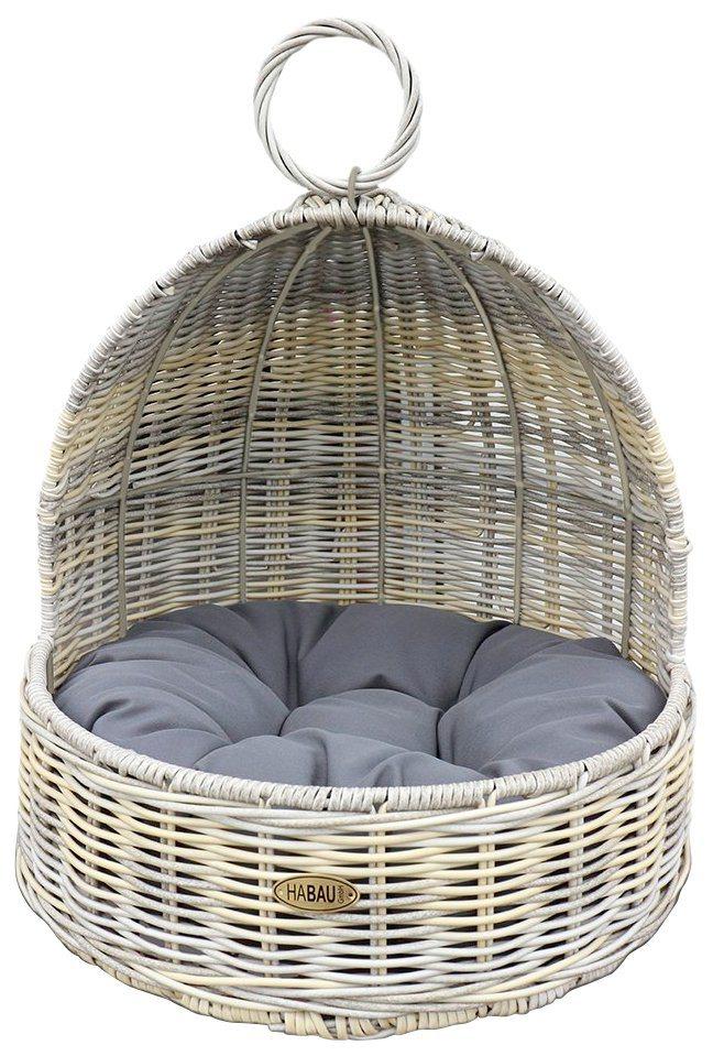 habau hundebett und katzenbett bxlxh 38x41x40 cm otto. Black Bedroom Furniture Sets. Home Design Ideas