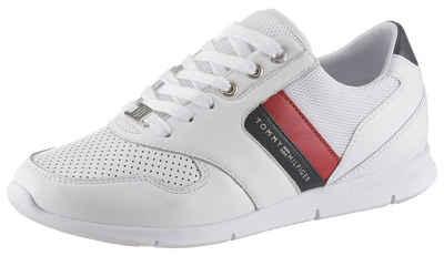 dd93d76d335a78 TOMMY HILFIGER »SKYE 1C5« Sneaker mit sommerlichem Lochmuster