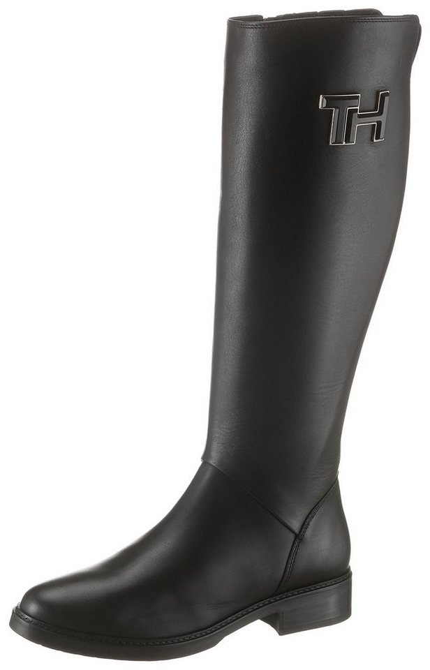 on sale 044a9 98a30 TOMMY HILFIGER »HATTY 5A1« Stiefel in klassicher Form online kaufen | OTTO