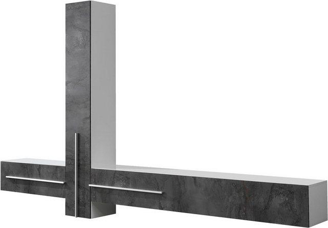 Wohnwände - TopLine Wohnwand »Tiffany 9«, (Set, 3 tlg)  - Onlineshop OTTO