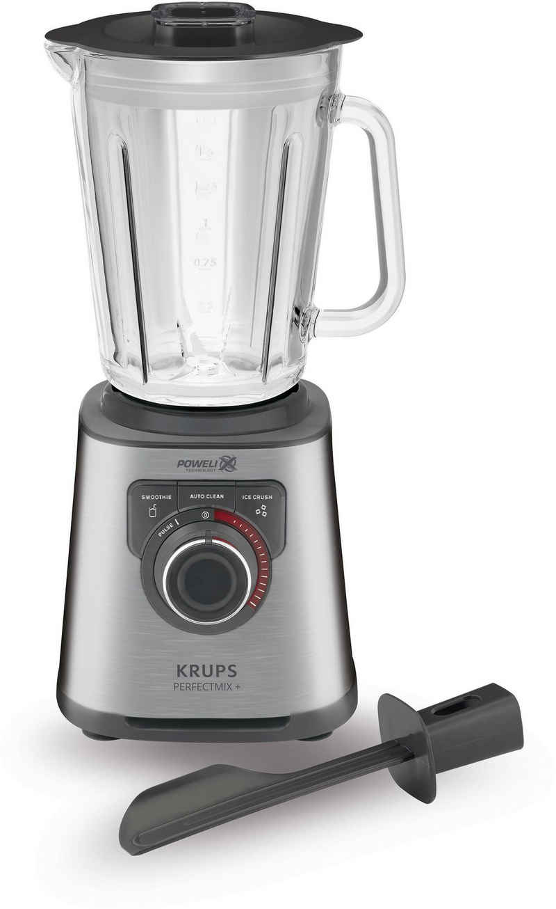 Krups Standmixer KB403D Perfect Mix+, 1200 W