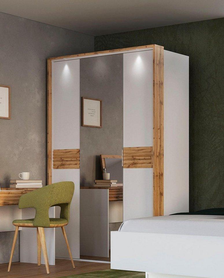 INOSIGN Kleiderschrank »Laba« inklusive LED Beleuchtung online kaufen | OTTO