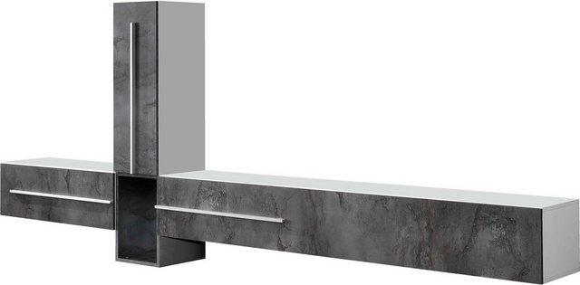 Wohnwände - TopLine Wohnwand »Tiffany 4«, (Set, 4 tlg)  - Onlineshop OTTO