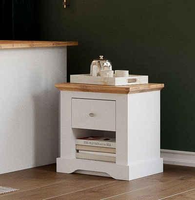 Home affaire Nachtkommode »Teverton«, aus FSC®-zertifiziertem Holzwerkstoff