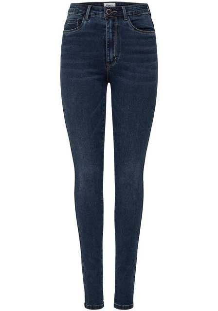 Only High-waist-Jeans »ROYAL« | Bekleidung > Jeans > High Waist Jeans | Only