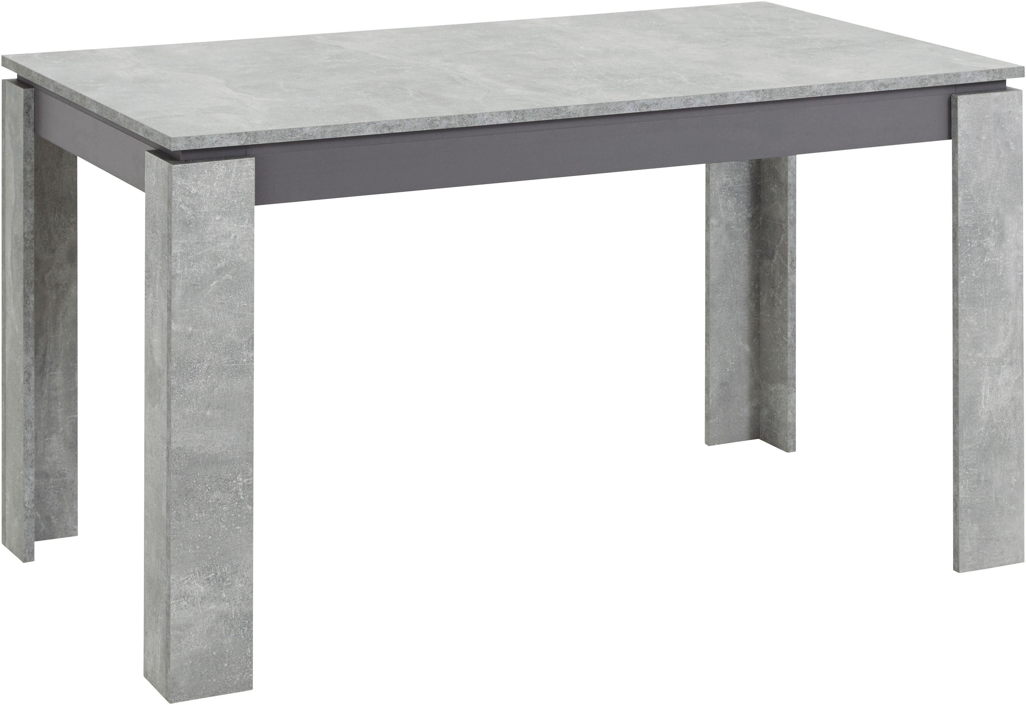 HELA Esstisch »Katrin«, Breite 140 cm, Rechteckige Tischplatte online kaufen | OTTO