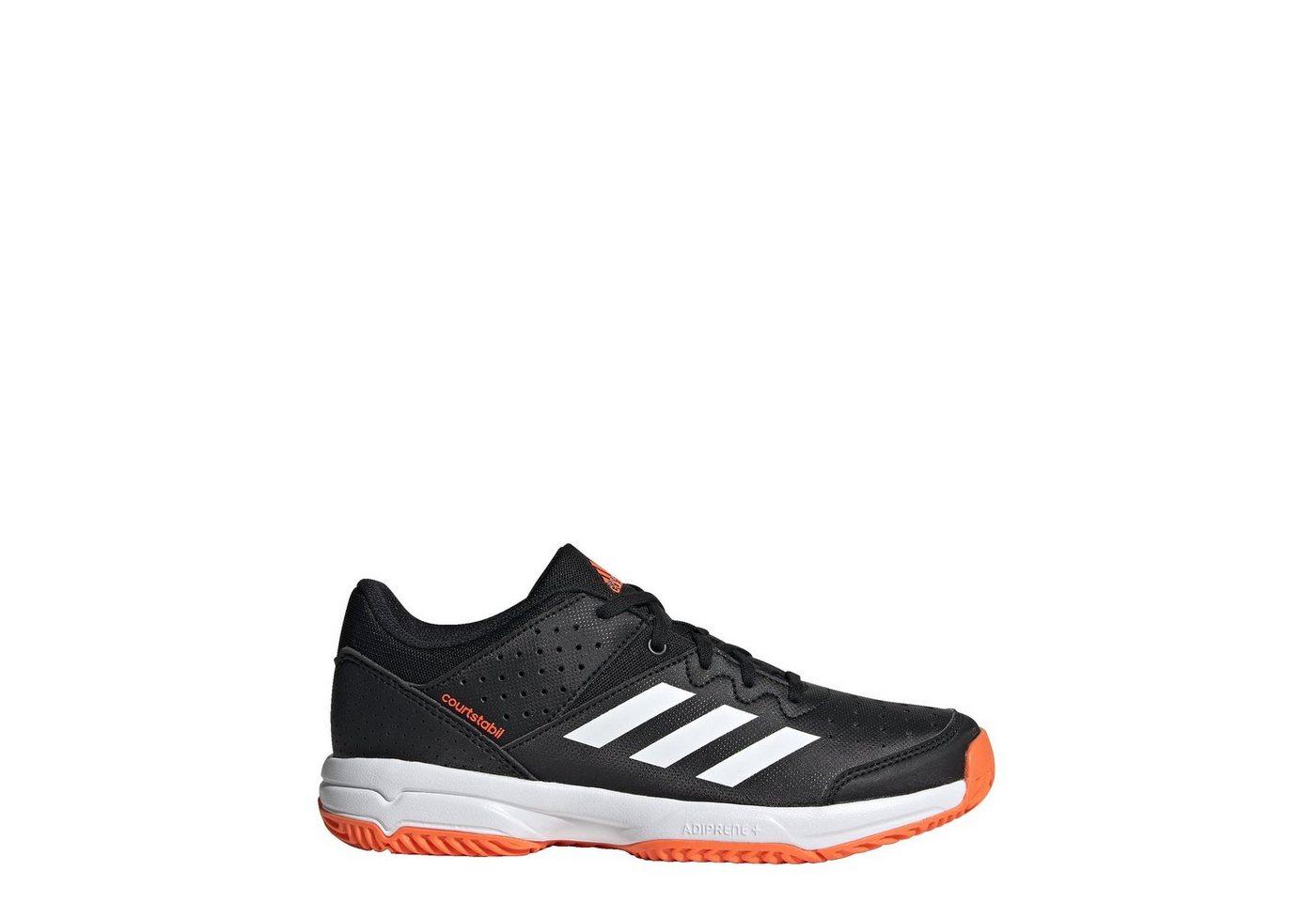 adidas Performance »Court Stabil Schuh« Fitnessschuh Stabil | Schuhe > Sportschuhe > Fitnessschuhe | Schwarz | adidas Performance