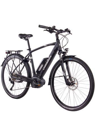 CHRISSON Elektrinis dviratis Treko dviratis Her...