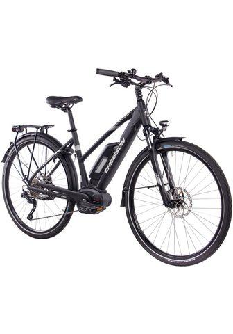 CHRISSON Elektrinis dviratis Treko dviratis Mot...