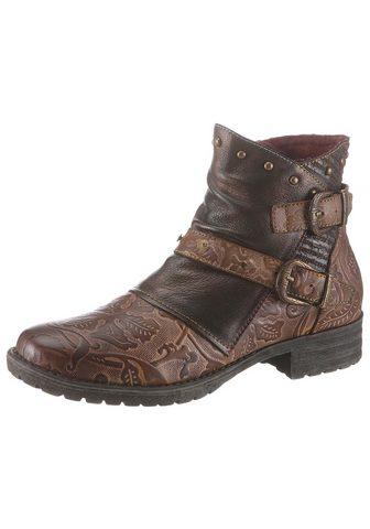 LAURA VITA Baikerių stiliaus batai »Gacmayo«