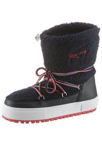 TOMMY JEANS TOMMY Džinsai žieminiai batai »TYRA 3C...