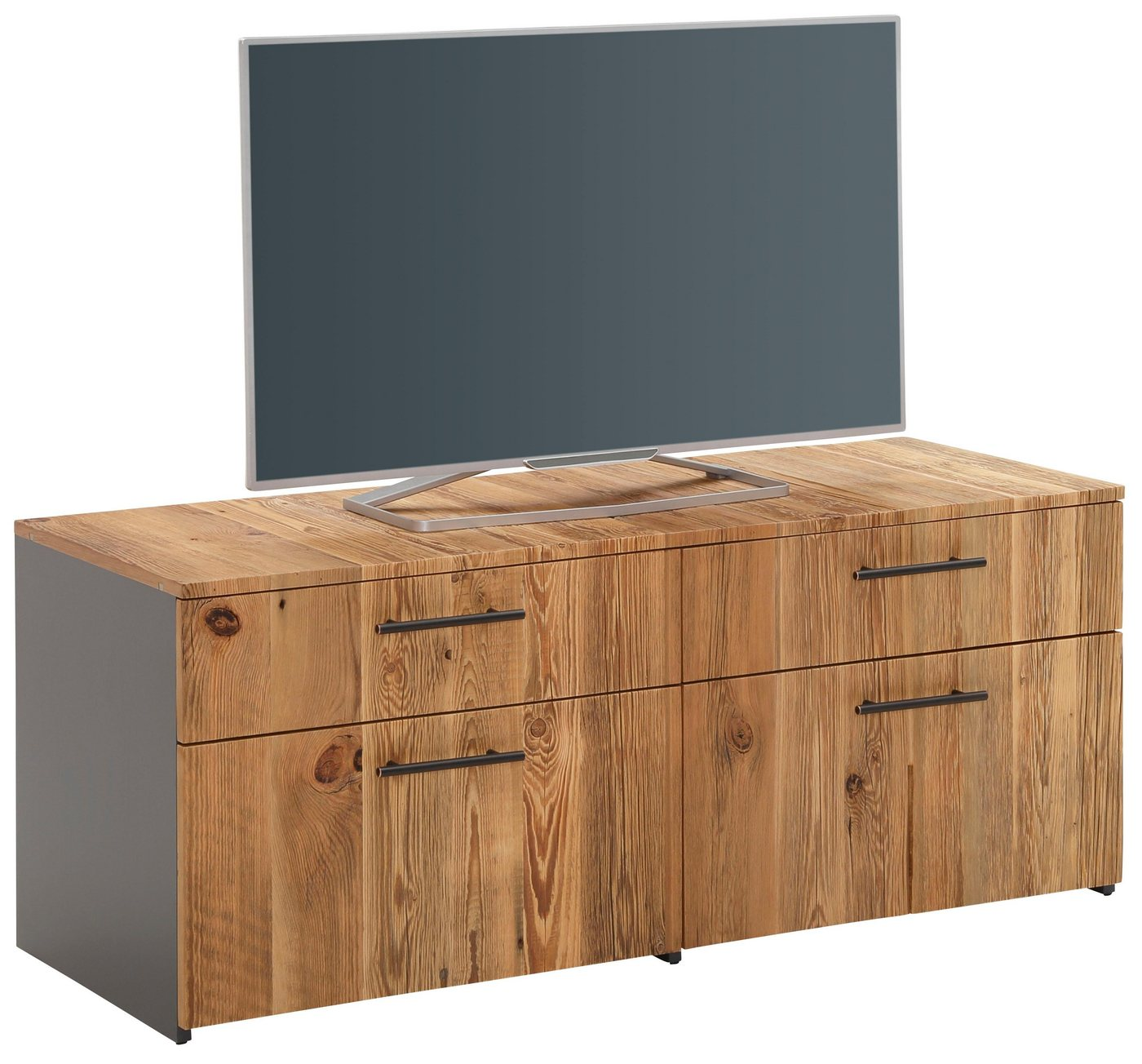 TV Möbel - Premium collection by Home affaire Lowboard »ReLine«, Breite 128 cm  - Onlineshop OTTO