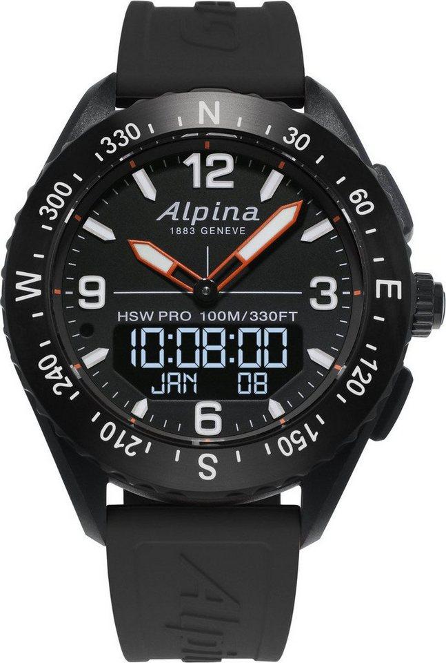 Smartwatches - Alpina Watches Connected Watch »AlpinerX«  - Onlineshop OTTO