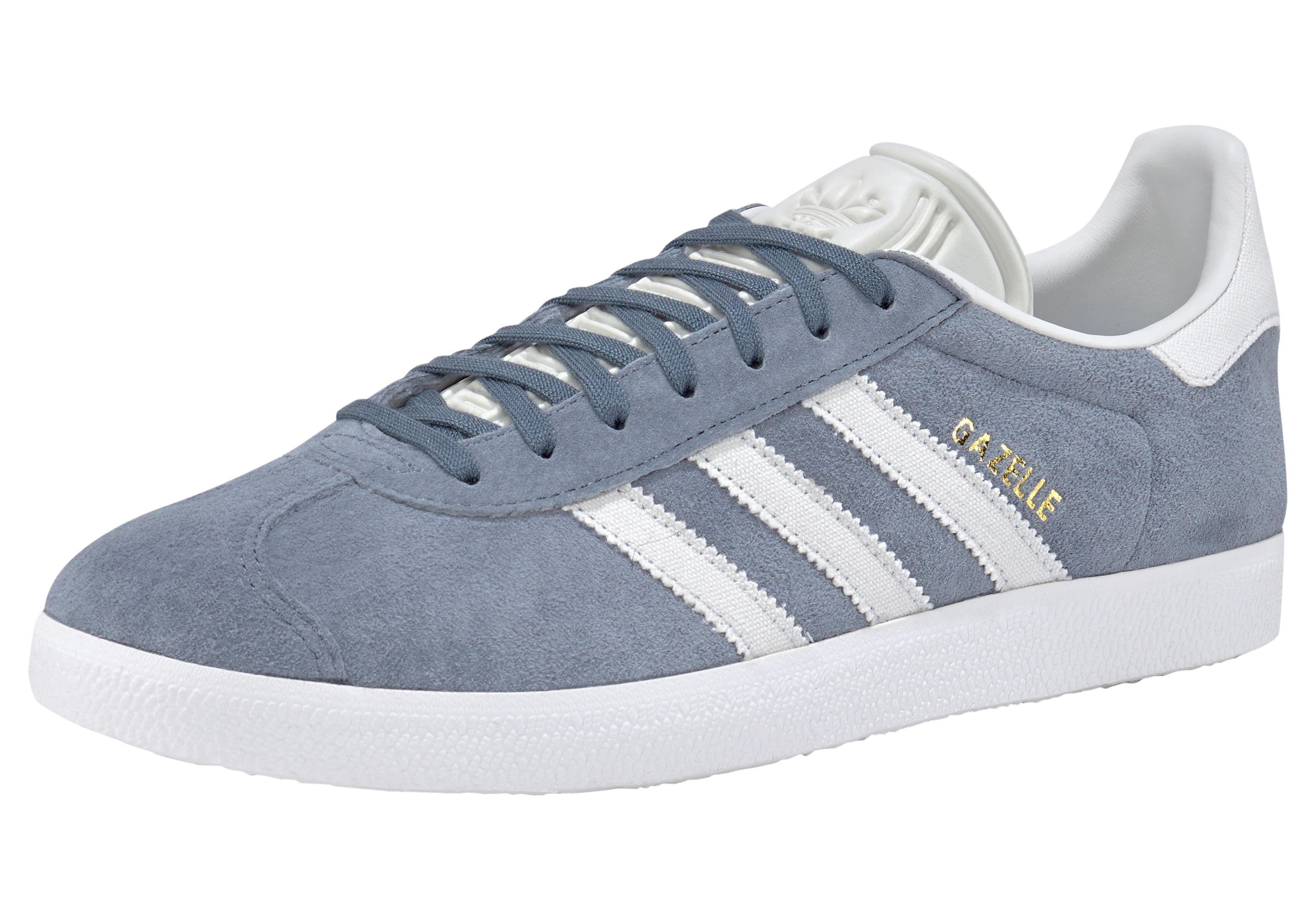 adidas Originals »Gazelle« Sneaker, Weiches Obermaterial aus Veloursleder online kaufen | OTTO
