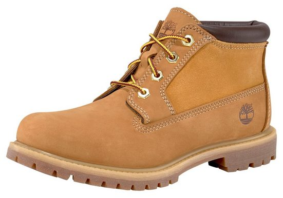 Timberland »Nellie Chukka Leather Suede NWP« Schnürboots
