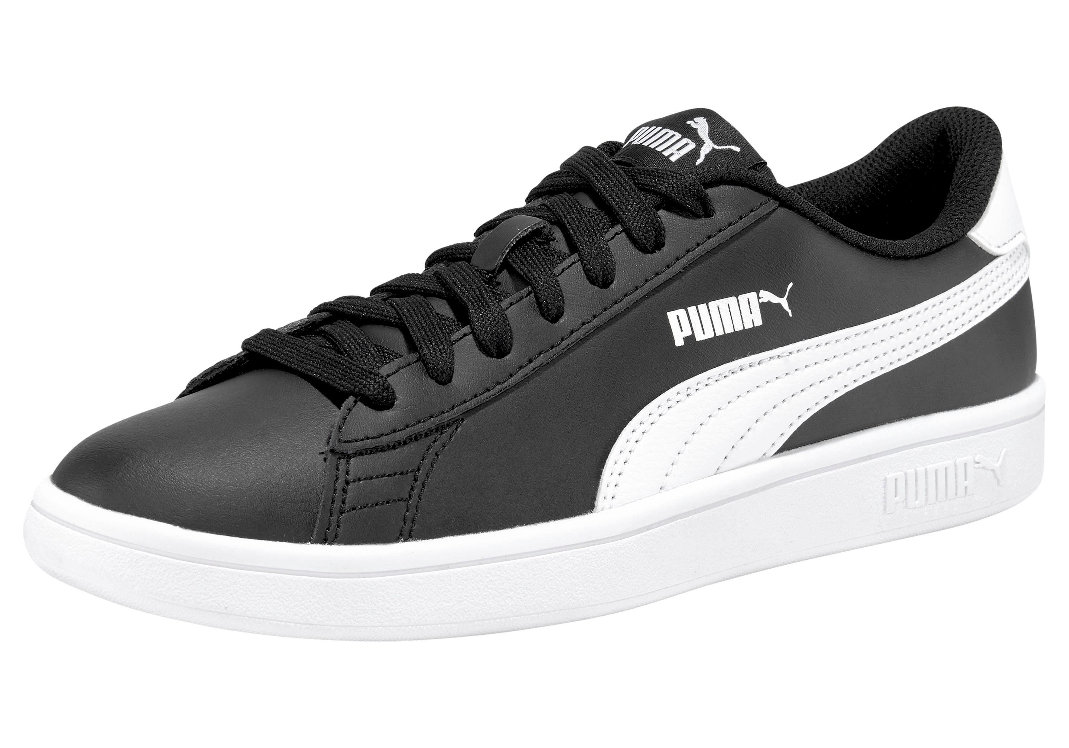 PUMA Sneaker 'Smash v2 Buck' Damen, Rosa Weiß, Größe 36