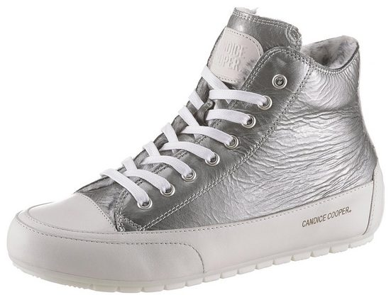 Candice Cooper »Plus« Sneaker im modischen Metallic-Look