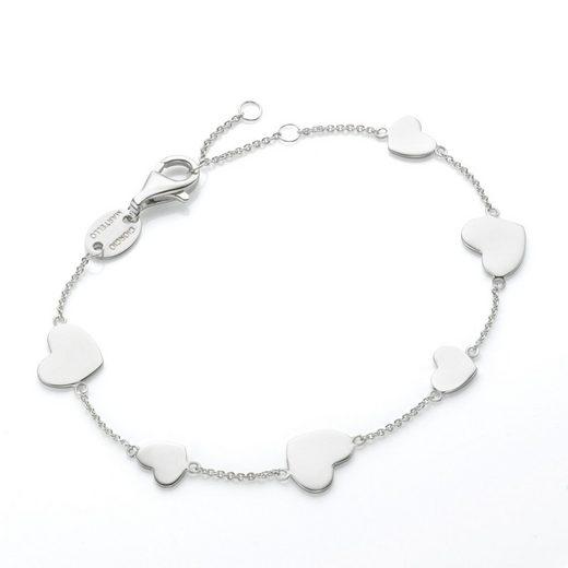 GIORGIO MARTELLO MILANO Armband »mit Herzen«