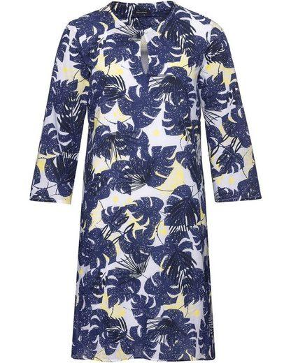 Marc O'Polo Kleid mit Blättermuster