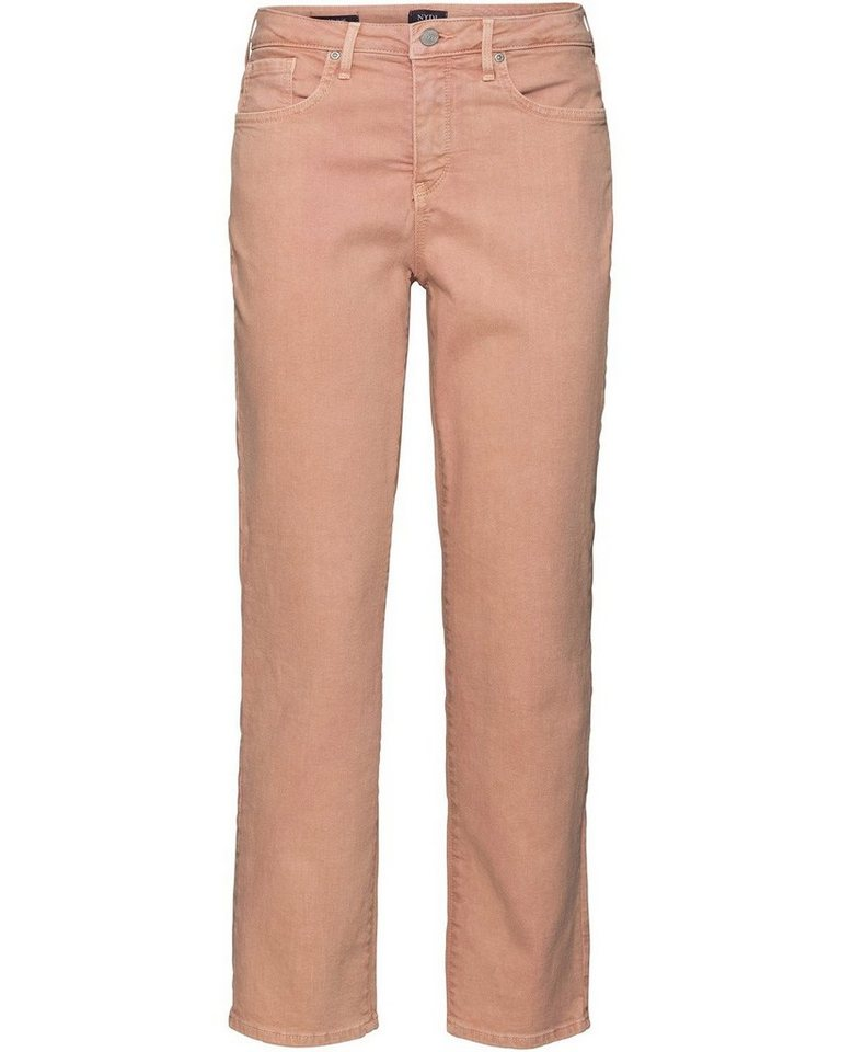 NYDJ 7/8-Jeans Sheri Slim Ankle | Bekleidung > Jeans > 7/8-Jeans | Braun | NYDJ