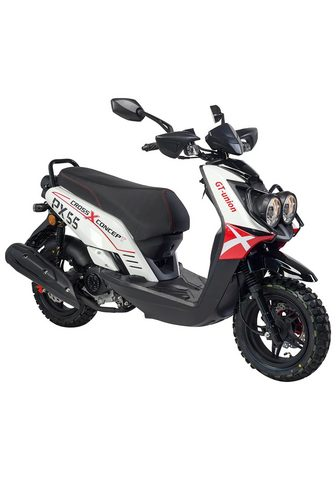 GT UNION Motoroleris »PX 55 Cross-Concept« 50 c...
