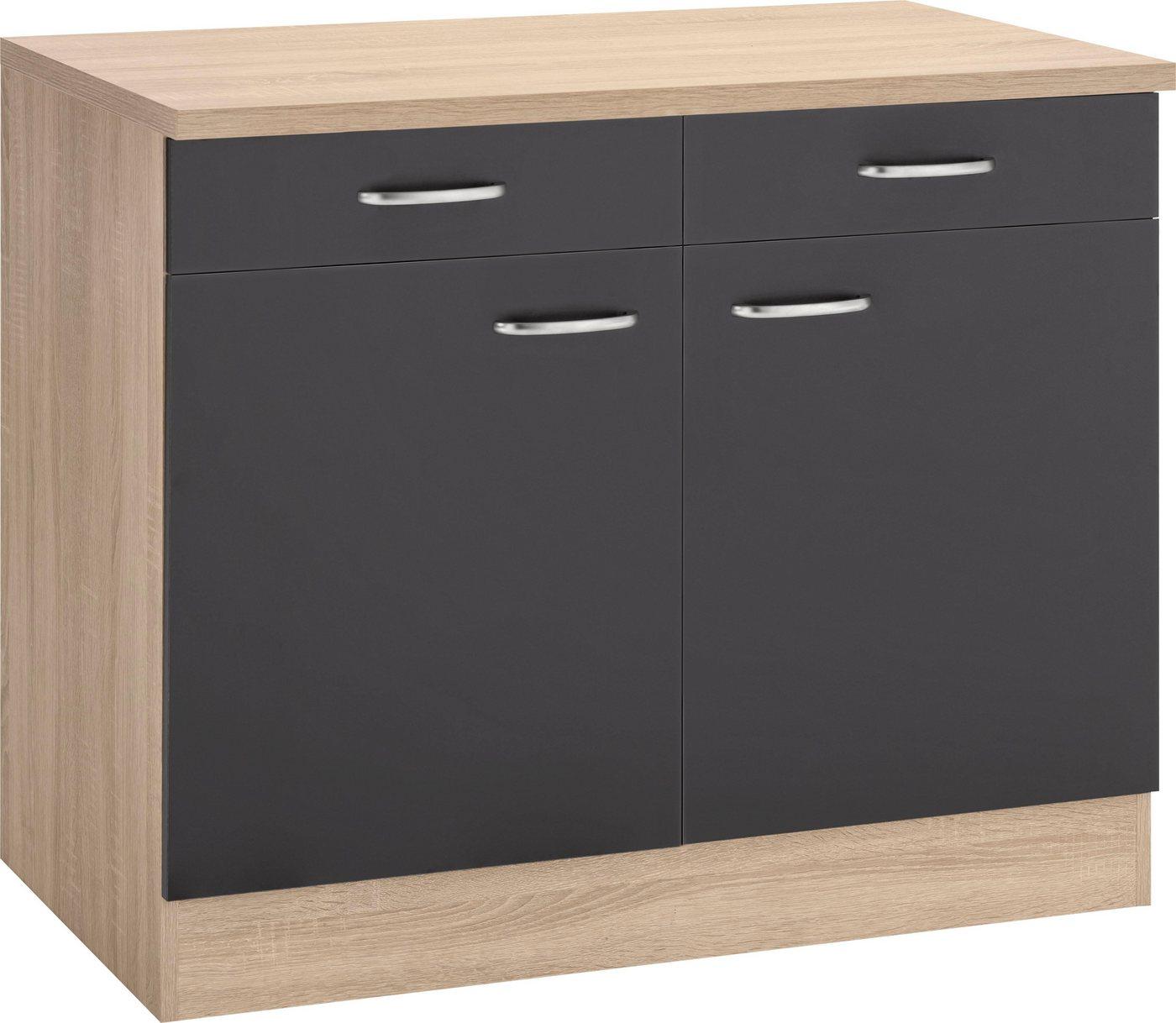 Küchenschränke - OPTIFIT Unterschrank ''Parare'', Breite 100 cm  - Onlineshop OTTO