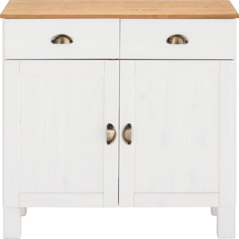 Küchenschränke - Home affaire Unterschrank »Oslo«, Breite 85 cm  - Onlineshop OTTO