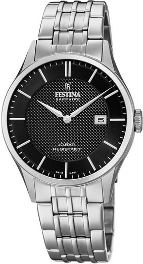 Festina Quarzuhr »Swiss Made Collection, F20005/4«
