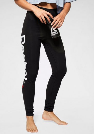 Reebok Leggings »LINEAR LOGO TIGHT«