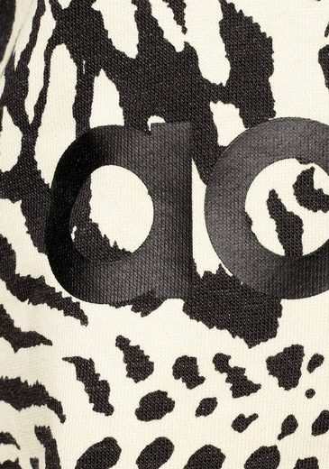 adidas Originals Kapuzensweatshirt »ALLOVER PRINT HOODIE«