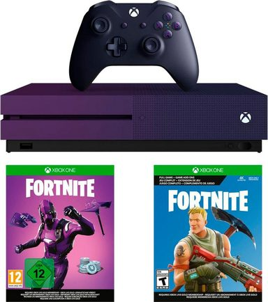 xbox one s 1tb fortnite special edition kaufen otto. Black Bedroom Furniture Sets. Home Design Ideas