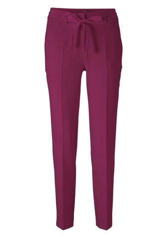 TIMELESS брюки с пояс с пояс с пояс