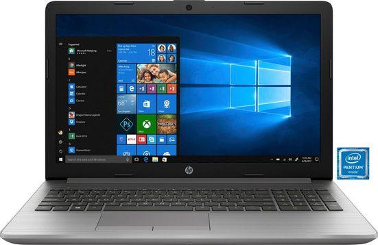 HP 250 G7 Notebook (39,6 cm/15,6 Zoll, Intel Pentium, 1000 GB HDD, 128 GB SSD)