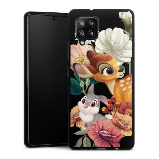 DeinDesign Handyhülle »Bambi, Klopfer transparent« Samsung Galaxy A42 5G, Hülle Bambi Klopfer Disney