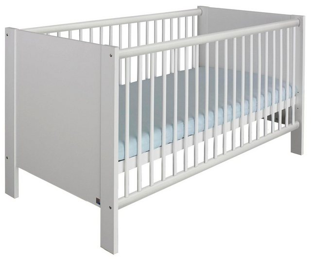 Babyzimmer - Babymöbel Set »Hiddensee«, (2 tlg) Bett Wickelkommode  - Onlineshop OTTO