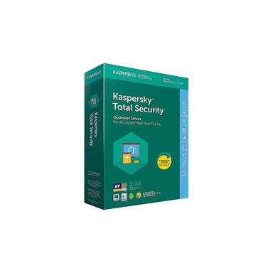 PC Kaspersky Total Security (Code in a Box)