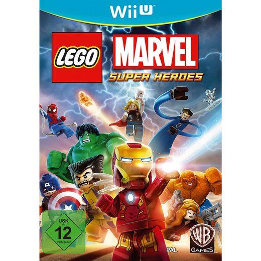 LEGO® Wii U Marvel Super Heroes