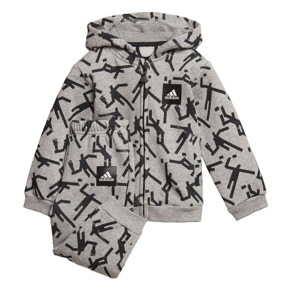 where to buy hot new products high fashion adidas Performance Trainingsanzug »Mini Me ID Hooded Jogginganzug« online  kaufen | OTTO