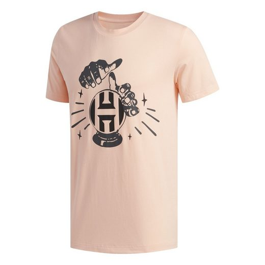 adidas Performance T-Shirt »Harden Swagger Verb T-Shirt« Harden;Icon