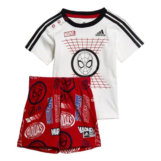 adidas Performance Trainingsanzug »Marvel Spider-Man Sommer-Set«, Disney;Marvel;Spiderman