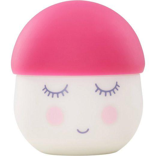 BABYMOOV Nachtlicht Squeezy, weiß/pink